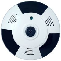 YYZ10Q-360, CMOS 1MP HD 720p, Wireless, Panorama 360 grade, Audio bidirectional [Home Use]