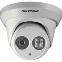 DS-2CD2352-I, IP, Dome, 5MP, 4mm, EXIR 1 LED Array, IR 30m, D-WDR, H.264, ROI, Motion Detection, PoE .3af, Mirror