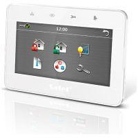 INT-TSG-WSW, Touchscreen 4.3 inch, Compatibila INTEGRA/VERSA, Alb