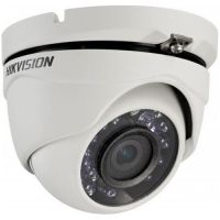 Camera de supraveghere DS-2CE56D0T-IRMF, 4-in-1, Dome, 2MP, 2.8mm, 24 LED, IR 20m