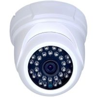 Camera Analogica OEM RLG-D1FM3, AHD, Dome, 1MP 720p, CMOS OV 1/4 inch, 3.6mm, 30 LED, IR 30m, Carcasa plastic [No Logo]