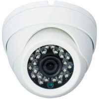 RLG-D1FM2, AHD, Dome, 1MP 720p, CMOS OV 1/4 inch, 3.6mm, 24 LED, IR 20m, Carcasa Metal [No Logo]