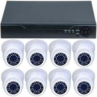 D1-308V3.P, AHD, HD 720p, 8 camere Dome RLG-D1FM3, Interior