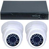 D1-304V3.P, AHD, HD 720p, 2 camere Dome RLG-D1FM3, Interior