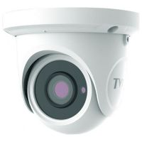 Camera IP TVT TD-9524S1(D/PE/IR1), Dome, 2MP 1080p, CMOS 1/2.8 inch, 2.8mm, 10 LED , IR 20M, Carcasa metal, PoE