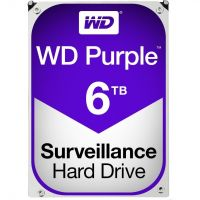 Purple Surveillance 6TB SATA3 64MB 5400RPM