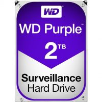 Purple Surveillance 2TB SATA3 64MB 5400RPM