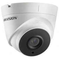 DS-2CE56D8T-IT3E, TVI, Dome, 2MP, 2.8mm, EXIR 2.0, IR 40m, WDR 120dB, IP66, PoC