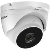 DS-2CE56D8T-IT3Z, TVI, Dome, 2MP, 2.8-12mm, EXIR 2.0, IR 40m, WDR 120dB, IP67, Carcasa metal