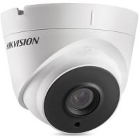 DS-2CE56D0T-IT3F, 4-in-1, Dome, 2MP, 2.8mm, EXIR 1 LED Array, IR 40m, Rating IP66