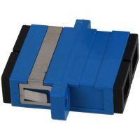 Adaptor fibra SC-SC, PC/SM/SX, Dublu