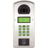 Interfon de bloc Electra Pass Digital P4S.A91I, Cititor RFID, Inox