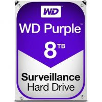 Purple Surveillance 8TB SATA3 128MB 5400RPM
