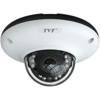TD-9547E2(D/PE/IR0), Dome, 4MP, CMOS 1/3'', 3.6mm, 10 LED, IR 10m, IP66, WDR 120dB, Microfon, Carcasa metal