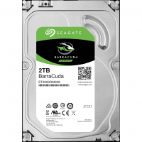 BarraCuda Surveillance 2TB SATA3 256MB