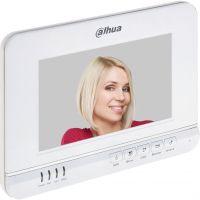 Monitor videointerfon Dahua IP VTH1520A, LCD 7'', Memorie 4GB, Alarma, Supraveghere IPC