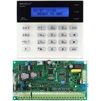 Kit antiefractie Secolink Centrala wired PAS832 V3 + Tastatura LCD KM20B