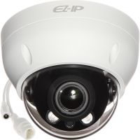 EZ-IP IPC-D2B20-ZS-2812 Dome, 2MP, CMOS 1/2.7, lentila motorizata 2.8-12mm, 2 LED, IR 30M, IP67,MicroSD,carcasa plastic