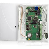 Comunicator Satel GSM-X, Comunicator universal GSM cu carcasa OPU-2 B si antena ANT-GSM-I pt centralele Integra si Integra Plus