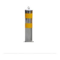 SPB-A, Bariera tip stalp din metal inoxidabil 114x500mm 1.8kg