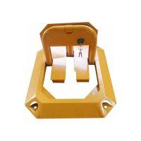 PL-8A, Blocator parcare manual in 8 unghiuri 470x570x315mm, cu cheie