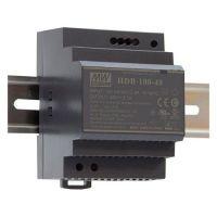 Accesoriu supraveghere HDR-100-24 Sursa de alimentare 24V DC, 3.83A, 92W, sina DIN