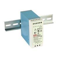 Accesoriu supraveghere MDR-60-24 Sursa de alimentare 24V DC, 2.5A, 60W, sina DIN
