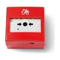 EC0020 manual de semnalizare incendiu, resetabil, rosu