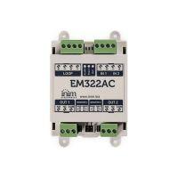 EM322AC, Modul adresabil 2 intrari supervizate, 2 iesiri releu 230Vac