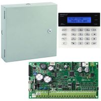 Kit antiefractie Secolink P16+KM20B_RO+T, Centrala efractie wireless 16 zone + tastatura + cutie