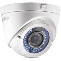 DS-2CE56C2T-VFIR3, TVI, Dome, 1MP, 2.8 - 12mm, 36 LED, IR 40m, Rating IP66