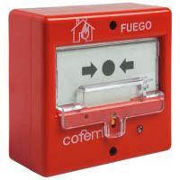 Buton adresabil Cofem Manual incendiu PUCAY