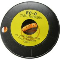 Accesoriu supraveghere PXW Rola marcare cablu de 3 - 5.2mm
