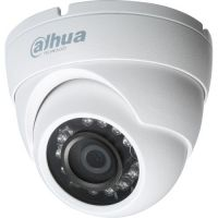 HAC-HDW1100M S2, HD-CVI, Dome, 1MP, 3.6mm, 12 LED, IR 30m, Rating IP67, Carcasa metal