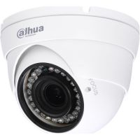 HAC-HDW1200R-VF, HD-CVI, Dome, 2MP, 2.7 - 12mm, 24 LED, IR 30m, D-WDR, Rating IP67, Carcasa aluminiu