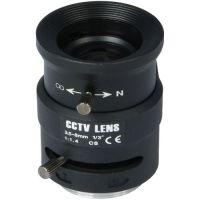 Accesoriu supraveghere PXW Lentile CS 1/3 inch CCD, f:3.5 - 8mm
